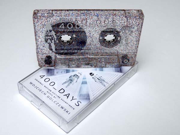 Wojciech Golczewski Spun Out Of Control glitter tape copy
