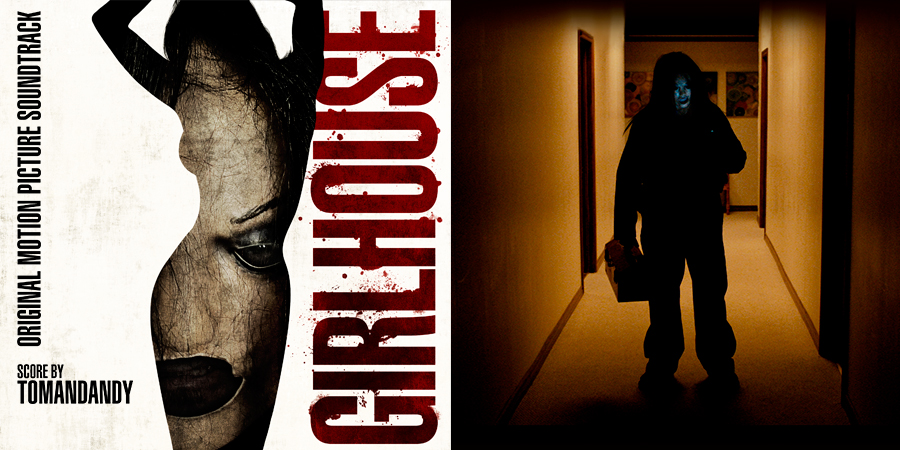 Girlhouse Soundtrack Out Now Hear World Premiere Of The