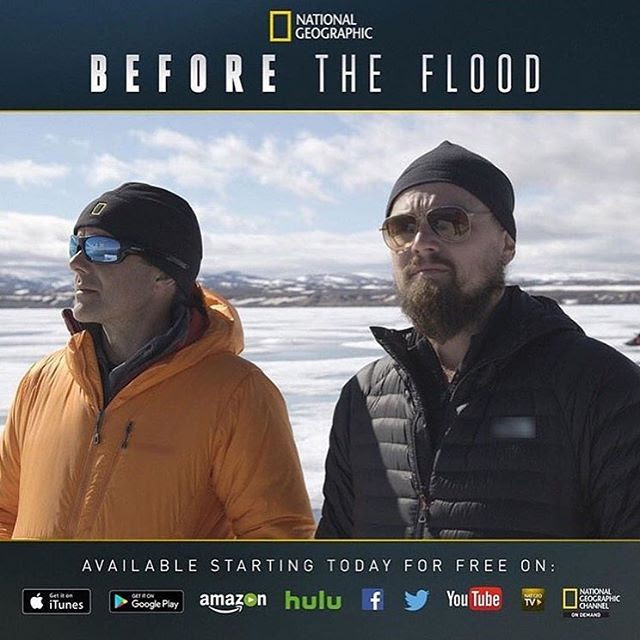 Watch Leonardo Dicaprio S Before The Flood Free